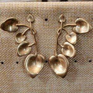 Stella & dot Esmee chandelier earrings